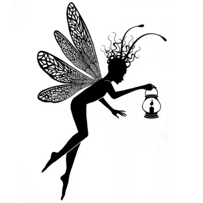 Lavinia - Estampe «Dragonfly Keepers»