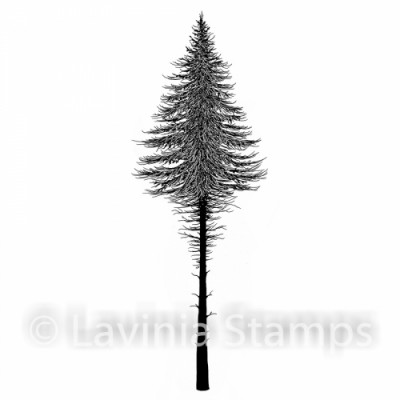 Lavinia - Estampe «Fairy Fir Tree 2»