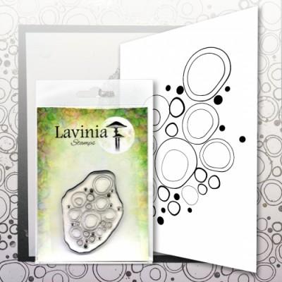 Lavinia - Estampe «Blue Orbs»