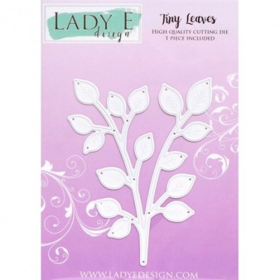 Lady E Design - Dies «Tiny Leaves»
