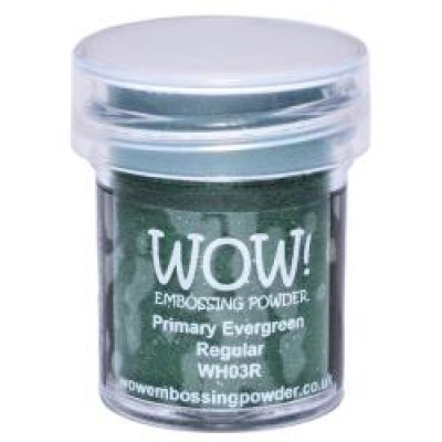 WOW! Poudre à embosser 15ml «Evergreen»