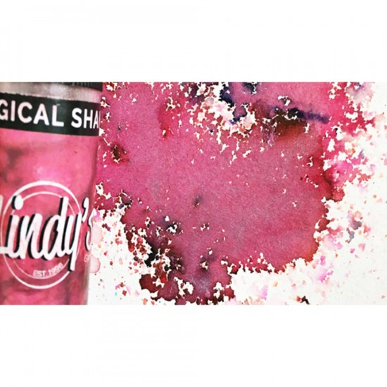 Lindy's Stamp Gang - Magicals Shaker 15g «Autumn Maple Crimson»