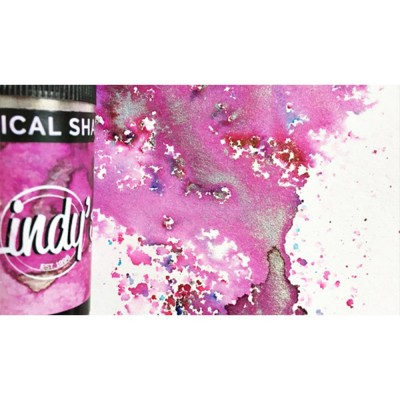 Lindy's Stamp Gang - Magicals Shaker 15g «Magnolia Magenta Gold»
