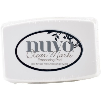 Nuvo - Tampon à embosser Clear Mark