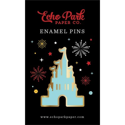"Echo Park - Épinglette Enamal ""Wish Upon A Star"""