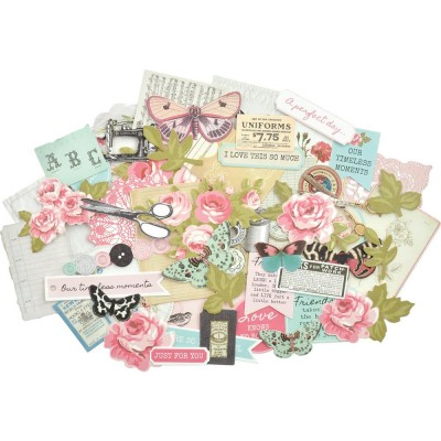 Cardstock Die-Cuts Collection Miss Betty