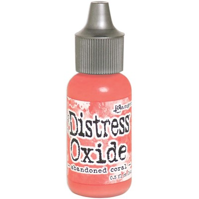 Distress Oxides Reinkers - Tim Holtz- couleur «Candied Apple»