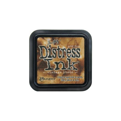 Distress Ink Pad -Photo Vintage-