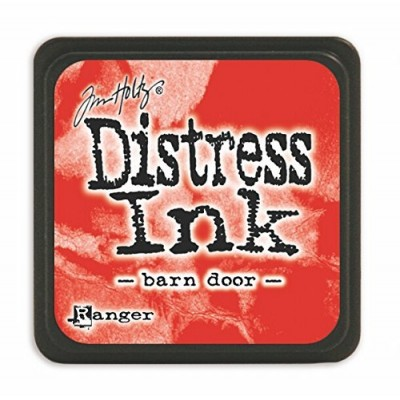 "Distress Mini Ink Pad ""Barn Door"""