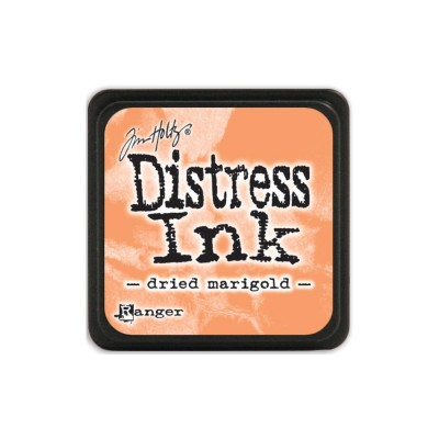 "Distress Mini Ink Pad ""Dried Marigold"""
