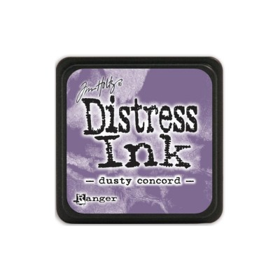 "Distress Mini Ink Pad ""Dusty Concord"""