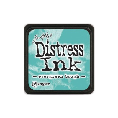 "Distress Mini Ink Pad ""Evergreen Bough"""