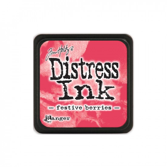 Distress Mini Ink Pad «Festive Berries«