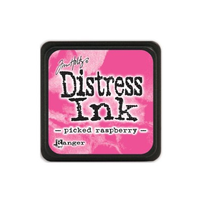 "Distress Mini Ink Pad ""Picked Raspberry"""