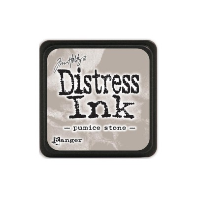 "Distress Mini Ink Pad ""Pumice Stone"""