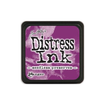 "Distress Mini Ink Pad ""Seedless Preserves"""