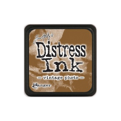 "Distress Mini Ink Pad ""Vintage Photo"""