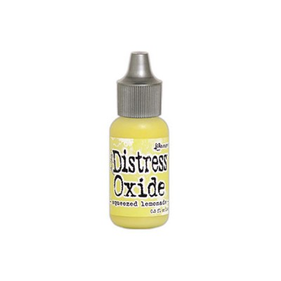 Distress Oxides Reinkers - Tim Holtz- couleur «Squeezed Lemonade»