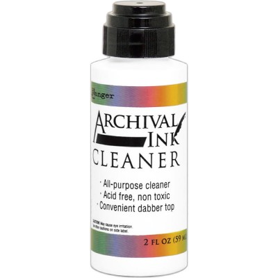 Ranger- Archival Ink Cleaner 2oz