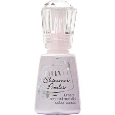 Nuvo - Shimmer Powder couleur «Violet Brocade»