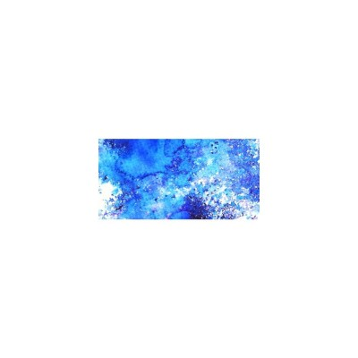 Colorfin - Brusho Crystal Colour 15g couleur Bleu Cobalt