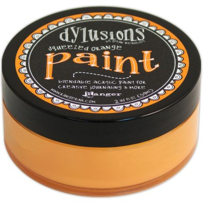 Dylusions - Peinture acrylique mélangeable 2oz - Squeezed Orange