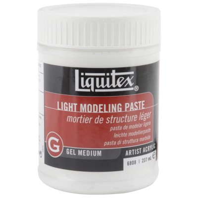 Light Modeling Paste 8oz  (237ml)