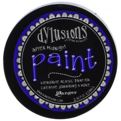 Dylusions - Peinture acrylique mélangeable 2oz - After Midnight
