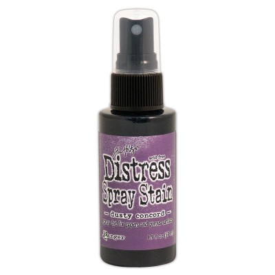 "Distress Spray Stain 1.9oz couleur ""Dusty Concord"""
