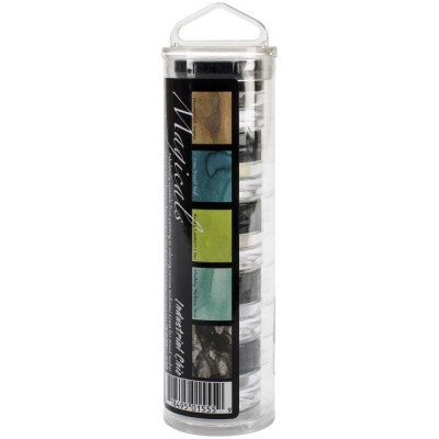 Lindy's Stamp Gang - Magicals .25oz 5/Pkg couleur «Industrial Chic»