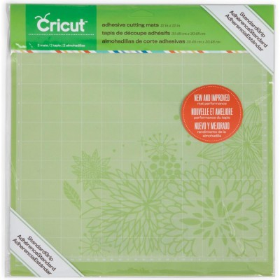"Cricuts tapis de coupe 12""X12"""