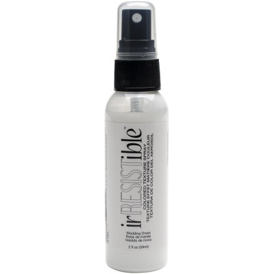 IrRESISTible Texture Spray 2oz -Blanc wedding dress-