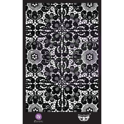 "Prima Marketing - Stencil Finnabair «Ornate Lace» 6"" X 9"""