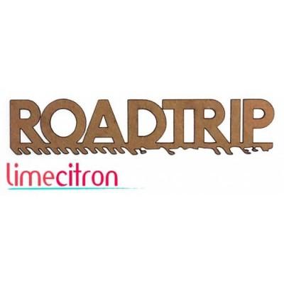Lime citron  - estampe «Roadtrip»
