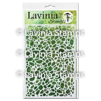 """Lavinia - Stencil «Stone» 6"""" x 8"""""""