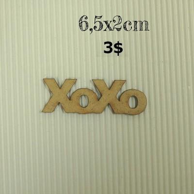 """Sagapo - modèle """"xoxo"""""""