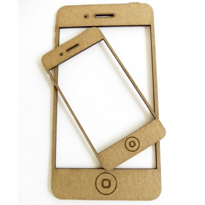 Creative Embellishments - «Smart Phone» 2 pièces