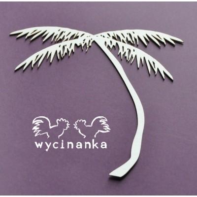 Wycinanka - Palmier