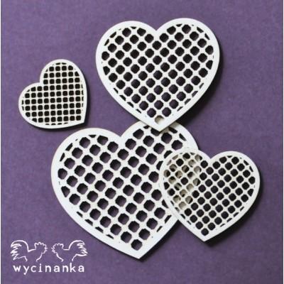 Wycinanka - Beautiful Wedding - Coeur ajouré