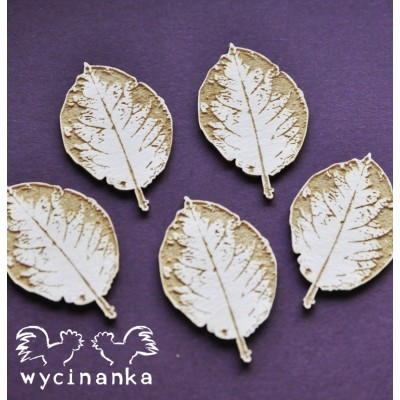 Wycinanka - The look of nature - Feuilles