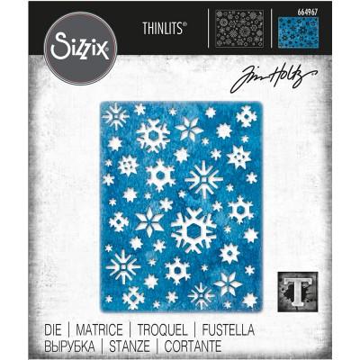 Sizzix - Thinlits Dies de Tim Holtz «Arctic»