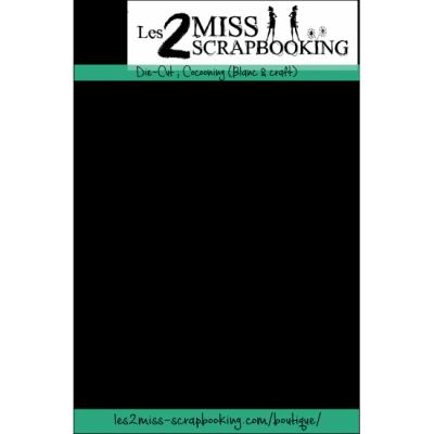 Les 2 Miss scrapbooking - Éphéméra «cocooning»