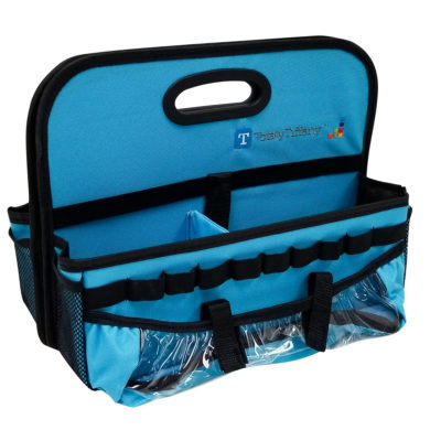 Totally Tiffany - Ditto Tools organizer Turquoise