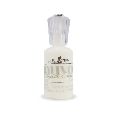 NUVO - Crystal Drops couleur «Gloss White» 651N