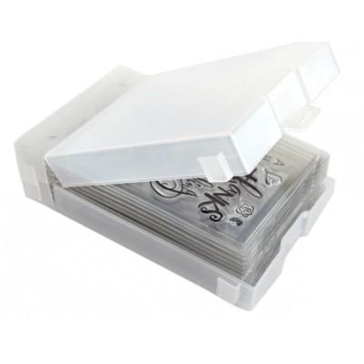 Best Craft Organiser - Wall Box - «Stamp-N-Die» 10 plateaux de rangement pour estampes