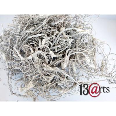 13 Arts - racines séchées couleur blanc
