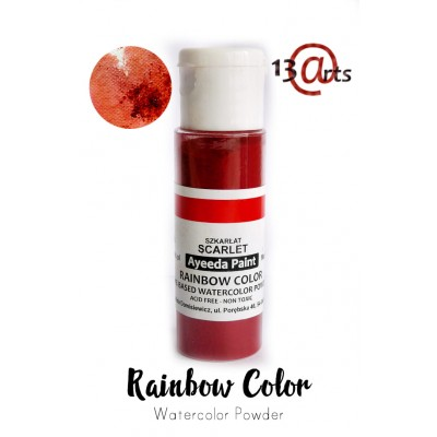 13 Arts - Rainbow Color «Scarlet»