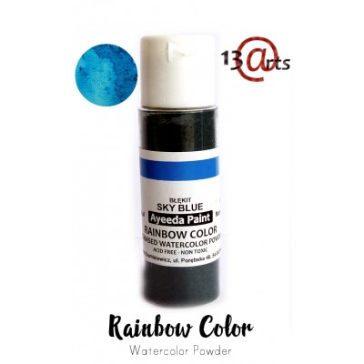13 Arts - Rainbow Color Duo «Sky Blue»
